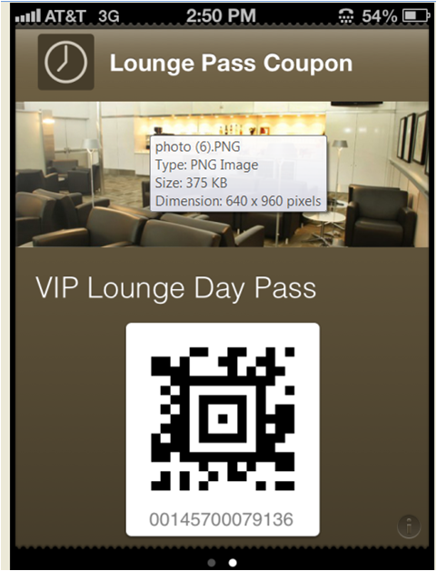 Farelogix Lounge Coupon