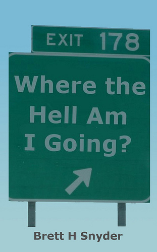 Where the Hell Am I Going Book Cover