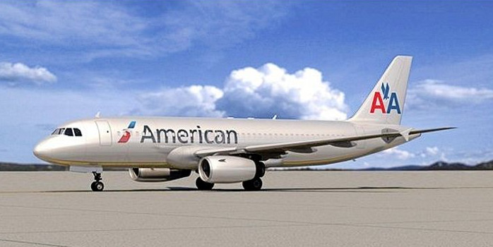 Alternative American Airlines Livery